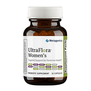 metagenics ultraflora womens feminine health vitamins