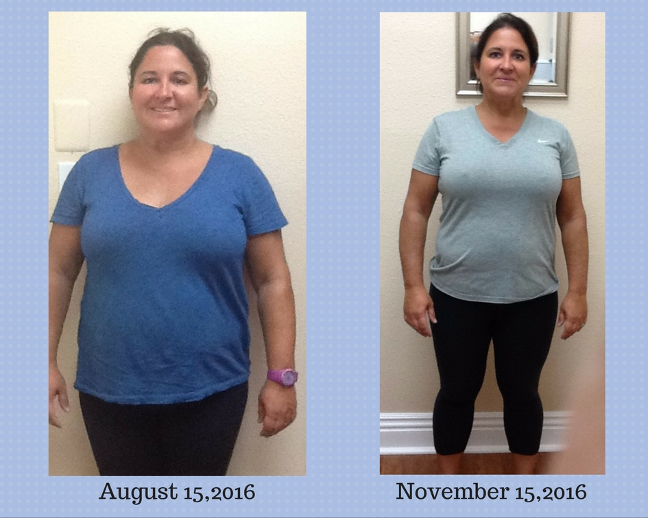 weight loss with ultra vitamin b complex injection, l-carnitine and MIC