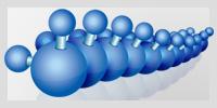 single file aligned molecules