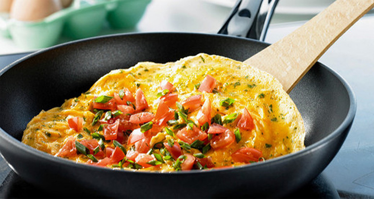 health Low T Omelet