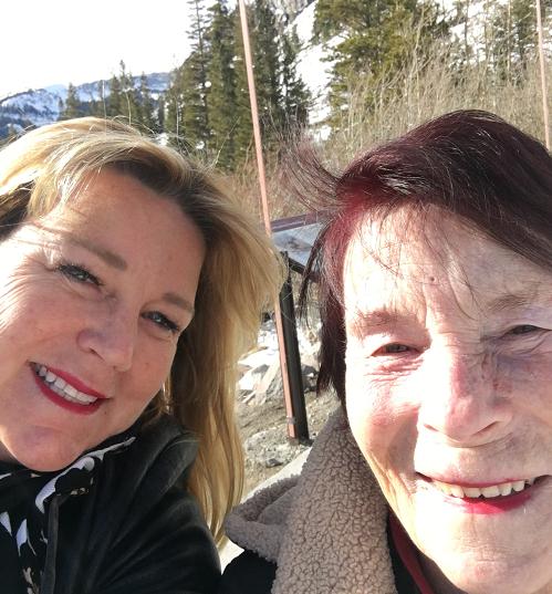 mom and dr hoppe