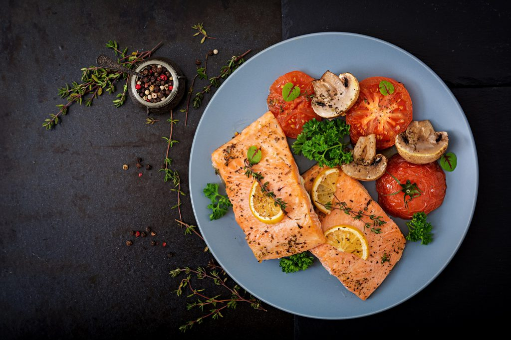 eat fish to prevent heart disease