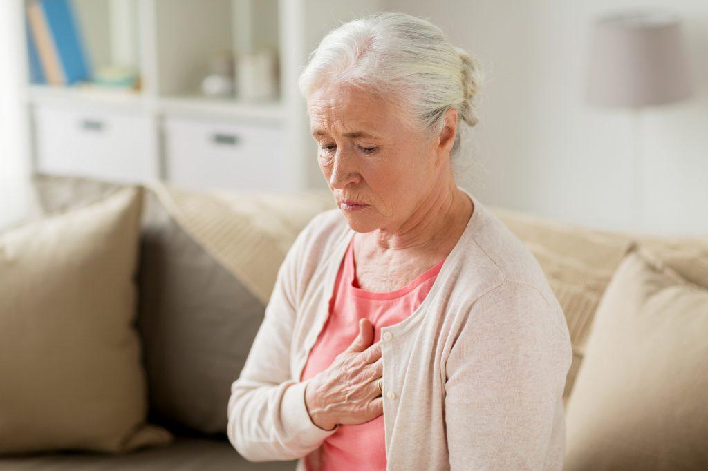 heart disease is one in every 4 women